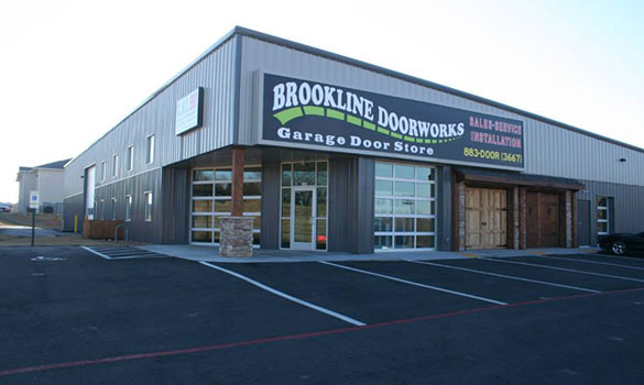 Contact Brookline Doorworks